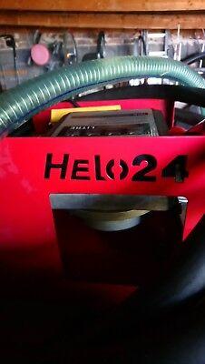 Dieselpumpe DP40, mit Zählwerk, Heizölpumpe selbstansaugend + 4m Schlauch