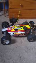 1/6 Scale Nitro Powered Racing Buggy New Norfolk Derwent Valley Preview