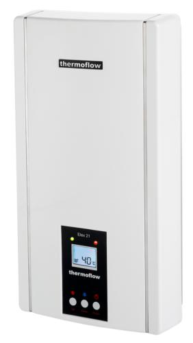 Durchlauferhitzer Elektronisch 21 Kw ELEX 21 Boiler Durchlauferhitzer thermoflow