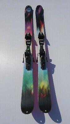 K2 Missbehaved FREERIDE Twin-Tip Ski Länge 159cm (1,59m) inkl. Bindung! #33 gebraucht kaufen  Waltenhofen