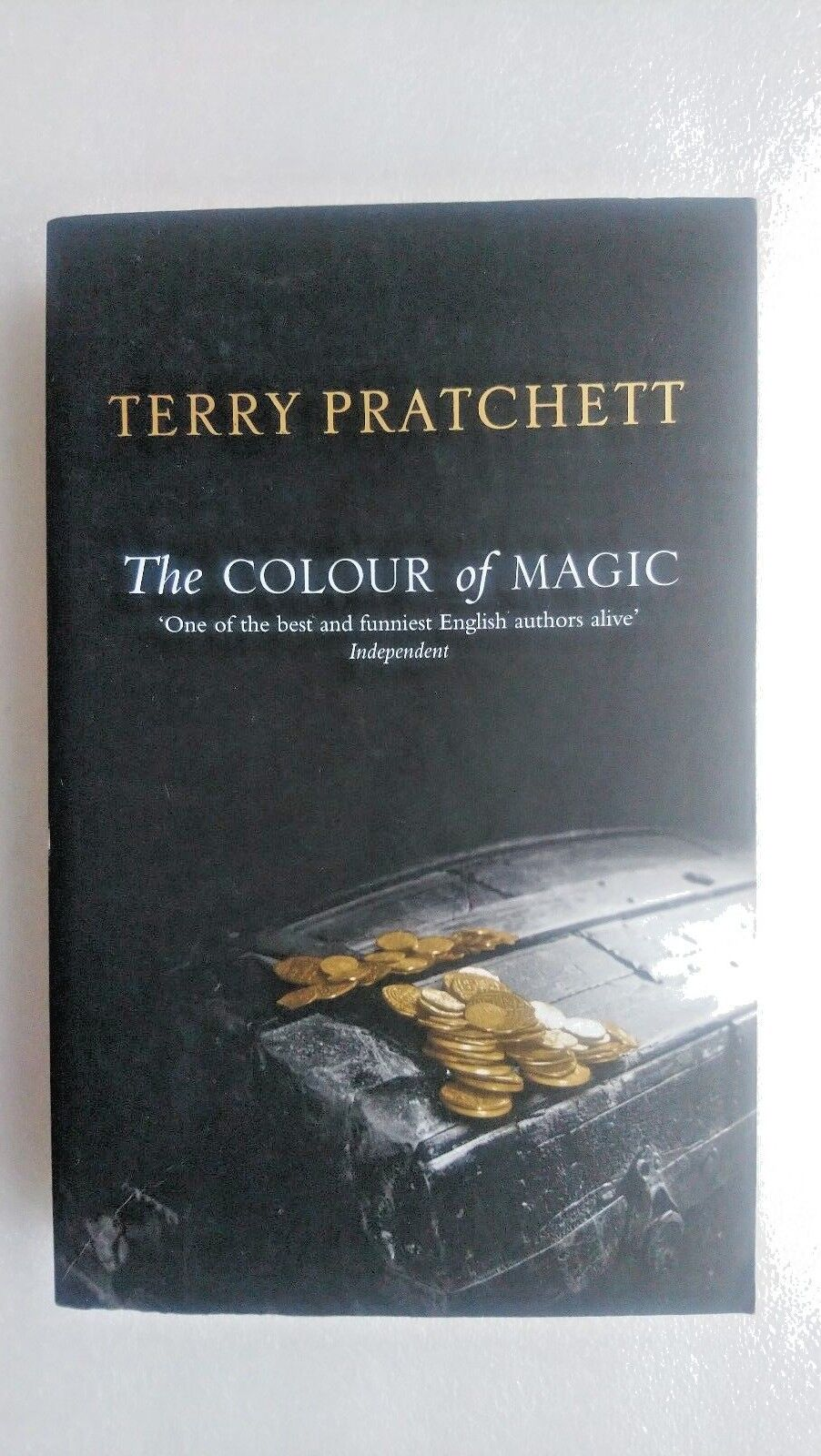 The Colour Of Magic: (Discworld Novel 1) by Terry Pratchett (Paperback, 2005)