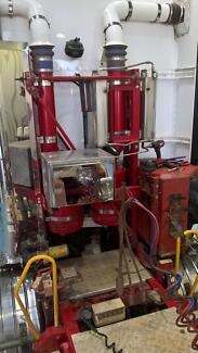 Hydrogen generator cell/ system for campervans ,motorhomes Save