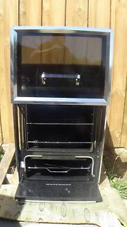 Wall Oven with griller