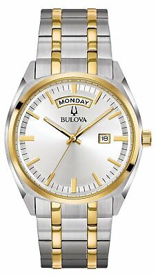 Bulova Multicolour Analogue Men Watch Dress 98C127