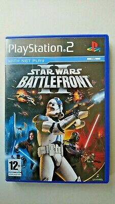 Star Wars: Battlefront 2 (Sony Playstation 2  2005)