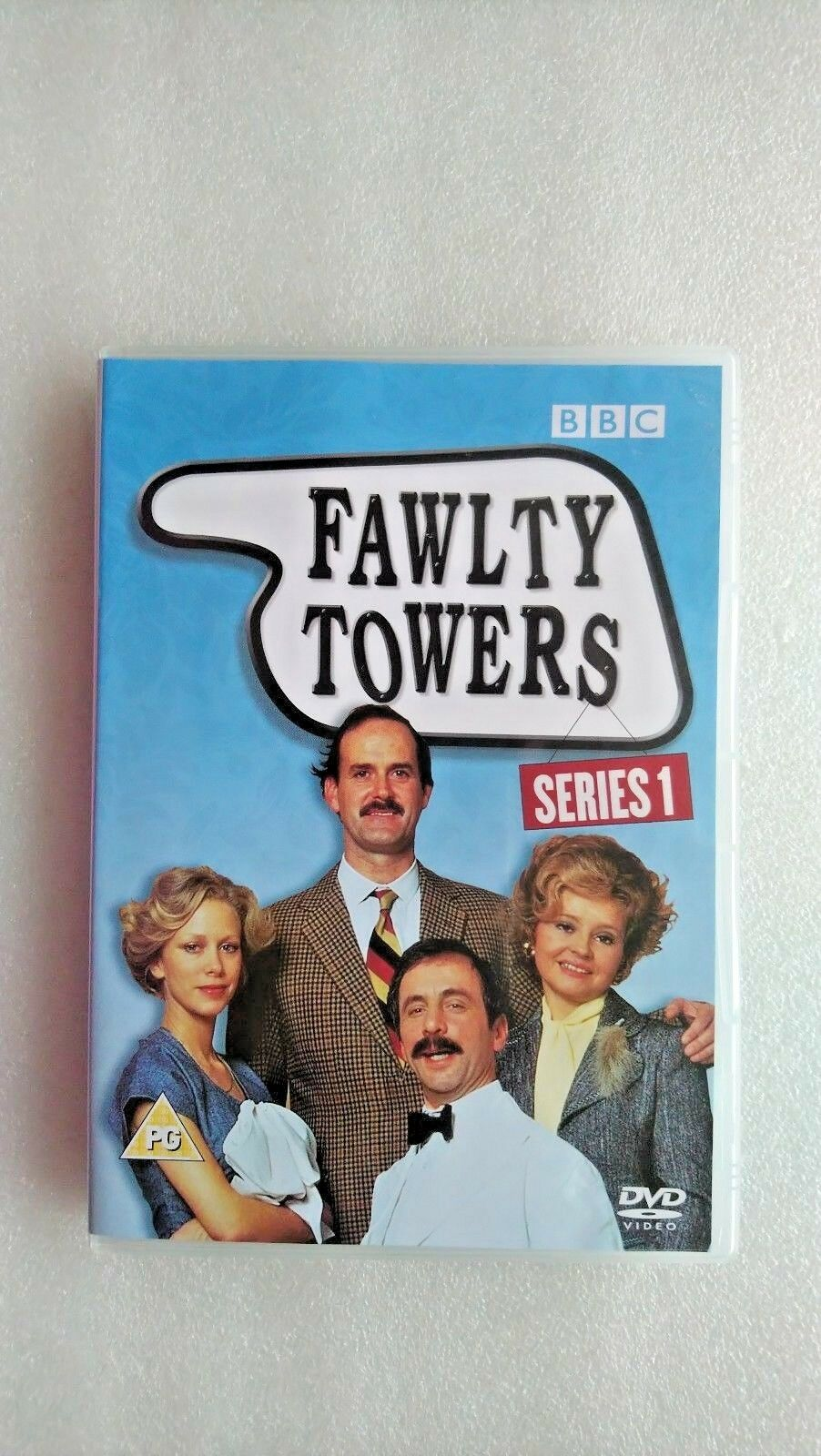 Fawlty Towers - Series 1 - Complete (1 x DVD, 2001,)