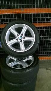 """BMW 3-Series 17"""" Alloy Wheels F30 BMW Preston Darebin Area Preview"""