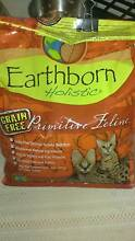 EARTHBORN HOLISTIC PRIMITIVE FELINE 2.7KG cat food - barely used Eight Mile Plains Brisbane South West Preview