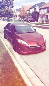 Mazda 3 GS Sedan 2010