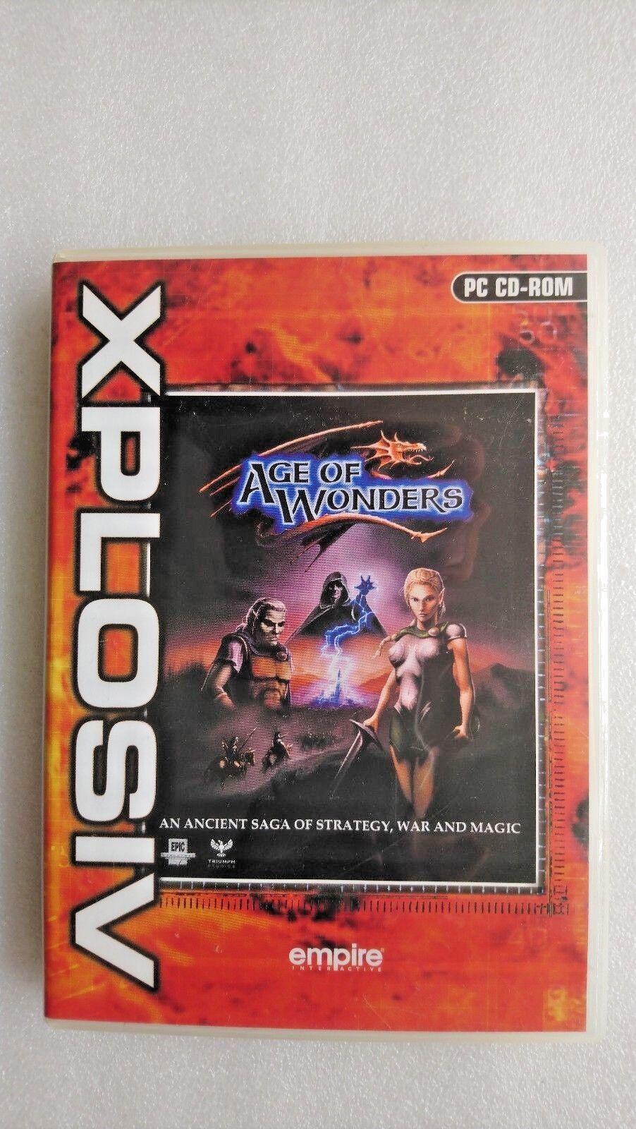 Age of Wonders (PC: Mac/ Windows, 2000)