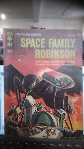 Space Family Robinson, March, 1963, #2, 12c, Lost in Space