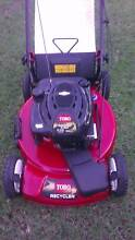 """Toro Recycler 22"""" 56cm Cut Self Propelled Lawn Mower w/ Catcher Rochedale South Brisbane South East Preview"""