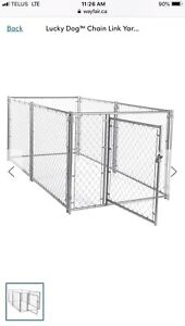 Looking for a outside dog kennel