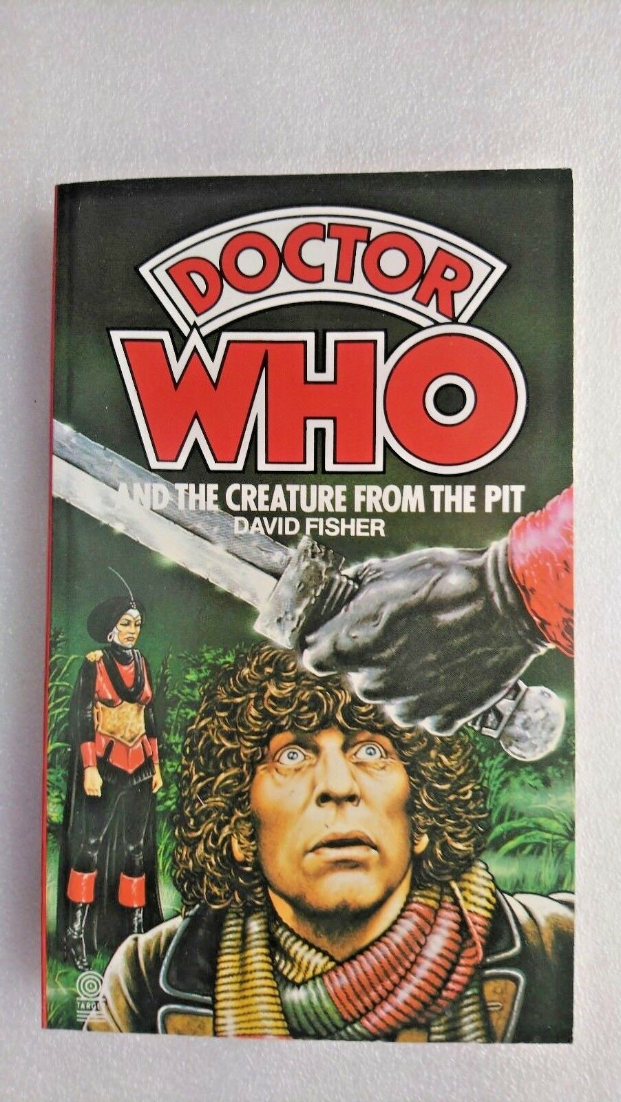 Doctor Who and the Creature from the Pit by David Fisher (Paperback, 1984)