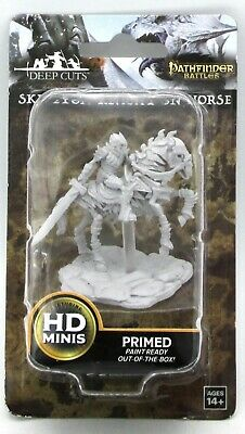 Pathfinder Battles 73359 Skeleton Knight on Horse (Deep Cuts) Death Warrior NIB](Skeleton Knight)