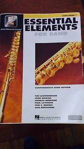 Essential Elements Book 1 Flute Aspley Brisbane North East Preview