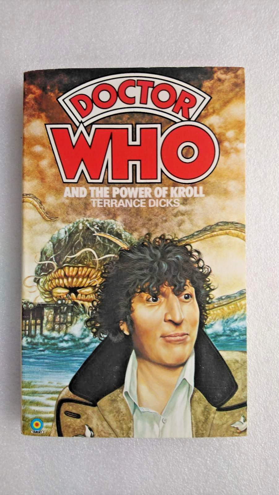 Doctor Who and the Power of Kroll by Terrance Dicks (Paperback, 1983)