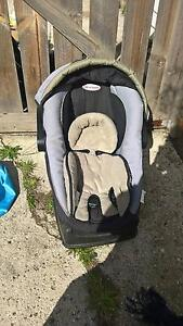 new born - 6 months love n care car seat Cygnet Huon Valley Preview