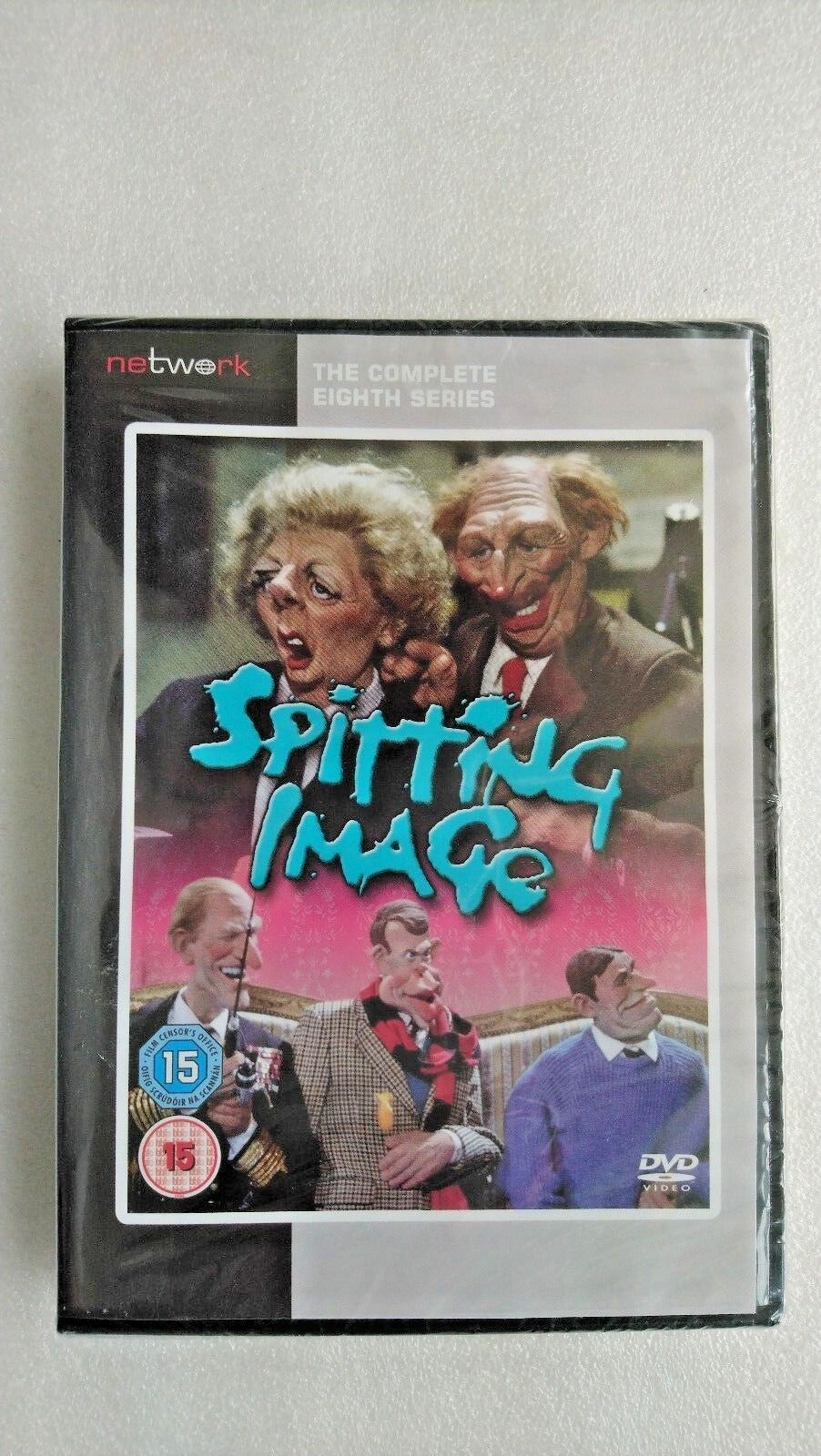 Spitting Image - Series 8 - Complete (DVD, 2009) - NEW and SEALED