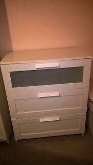 IKEA Chest of 3 drawers in good condition