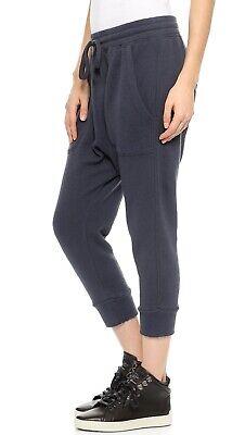 NLST Knit Harem Sweat Pants in Navy Blue Size M  Knit Harem Pants