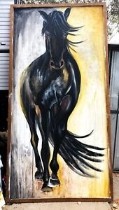 Horse Painting (very large)