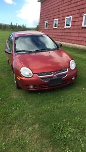 2005 neon sx2.0 parting out