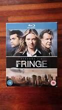 Fringe Season 1-4 Blu-Ray Hobart CBD Hobart City Preview