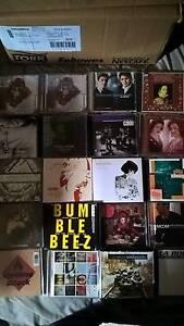 Bulk Lot Of 60X Music CDs Various Artists Summer Hill Ashfield Area Preview