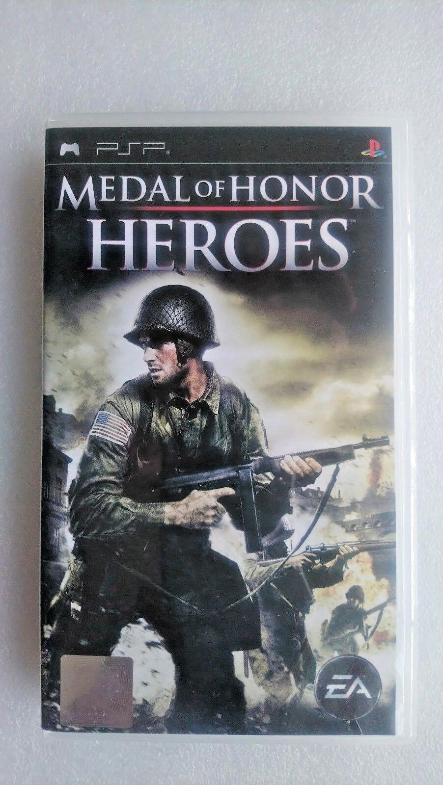 Medal of Honor: Heroes (Sony PSP, 2006)