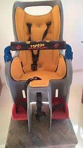 Topeak bicycle child seat Carina Brisbane South East Preview