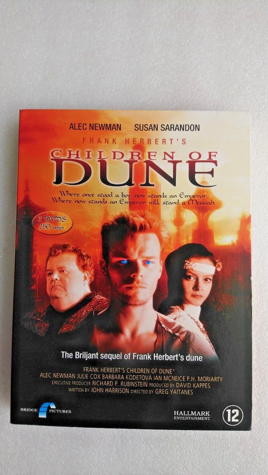 Children Of Dune (DVD, 2002) - DUTCH EDITION