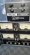TEAC A-3440S STEREO MULTI-SYNC RECORDING DECK  JAPAN Woy Woy Gosford Area Preview