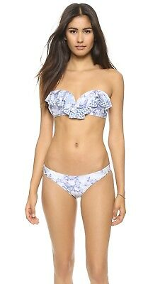 - Zimmerman Women's Confetti Layered Frill Bikini Swim Set Sz. 6-8 NWT $260