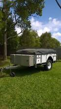 STRONG AND STURDY Off Road Camper Trailer $6500.00 Meridan Plains Caloundra Area Preview