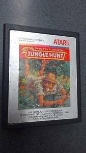 Atari 2600 - Jungle Hunt *GREAT VALUE!* Dandenong Greater Dandenong Preview