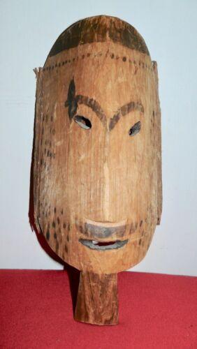 TIKUNA BRAZIL AMAZON INDIAN MASK