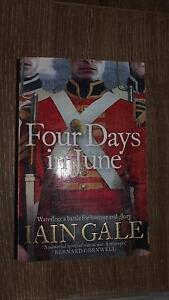 Iain Gale Four Days In June Paralowie Salisbury Area Preview