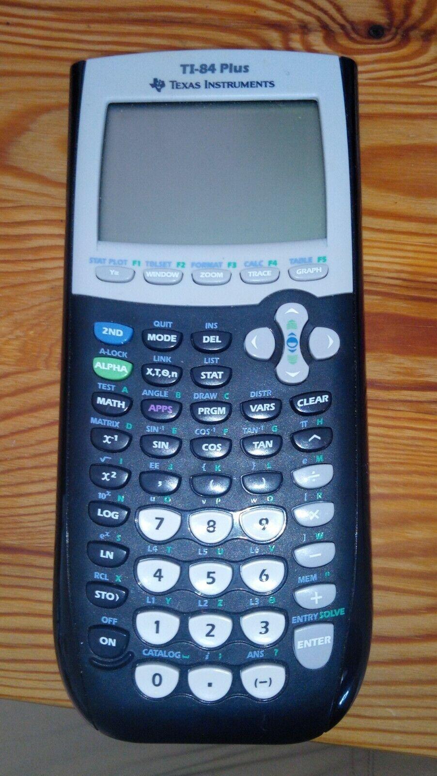Texas Instruments TI-84 Plus / Grafik Taschenrechner / Grafikrechner
