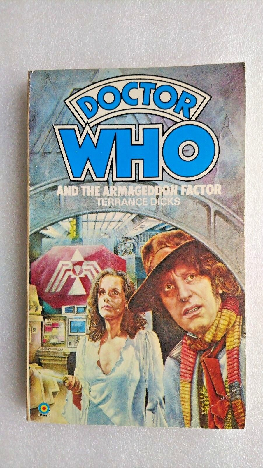 Doctor Who and the Armageddon Factor by Terrance Dicks (Paperback, 1980)