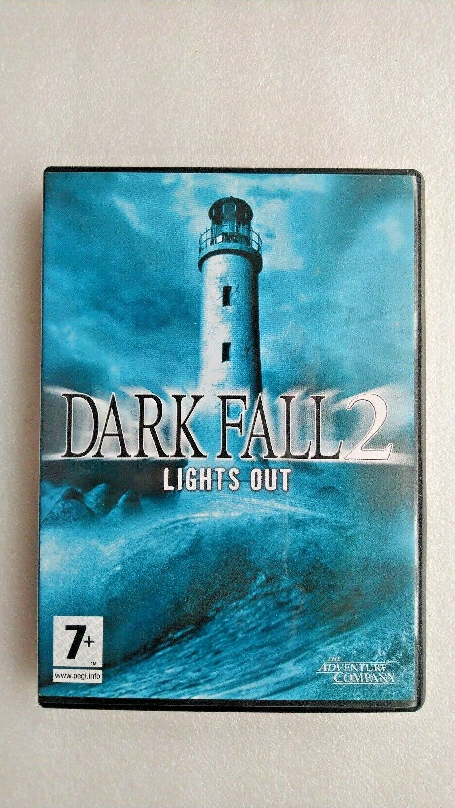 Dark Fall: Lights Out (PC: Windows, 2004)