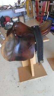 stubben saddle in Western Australia | Gumtree Australia Free