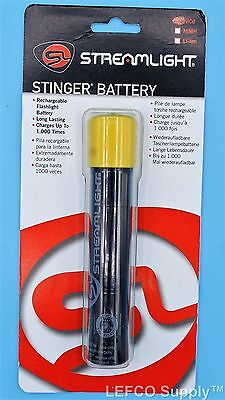 Streamlight Stinger Rechargeable Flashlight Battery 75175 GENUINE AUTHENTIC NEW