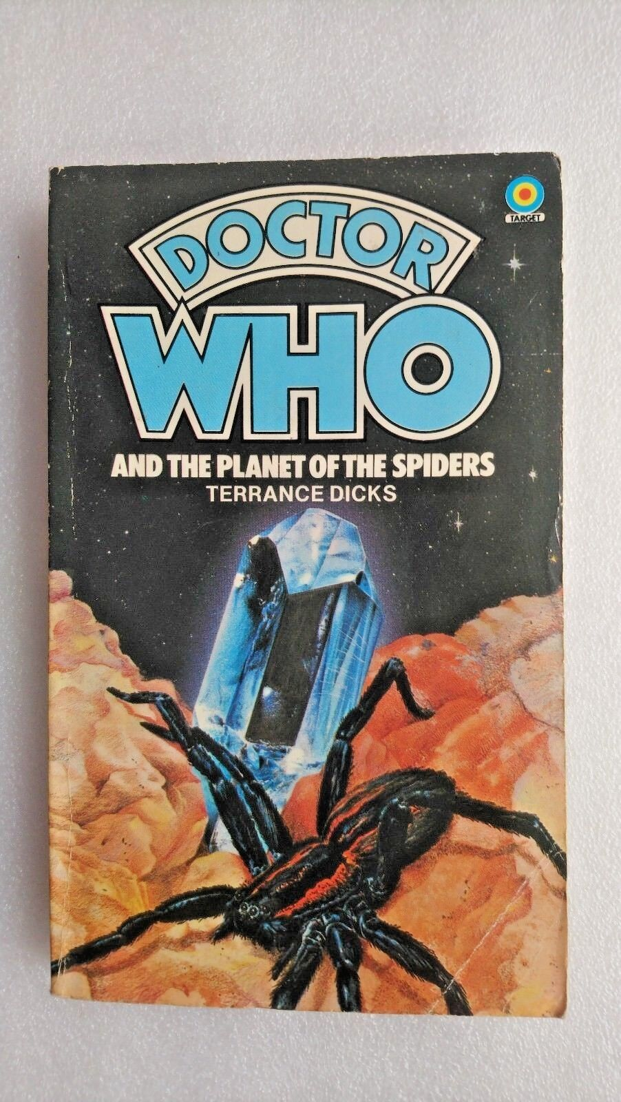 Doctor Who and the Planet of the Spiders by Terrance Dicks (Paperback, 1980)
