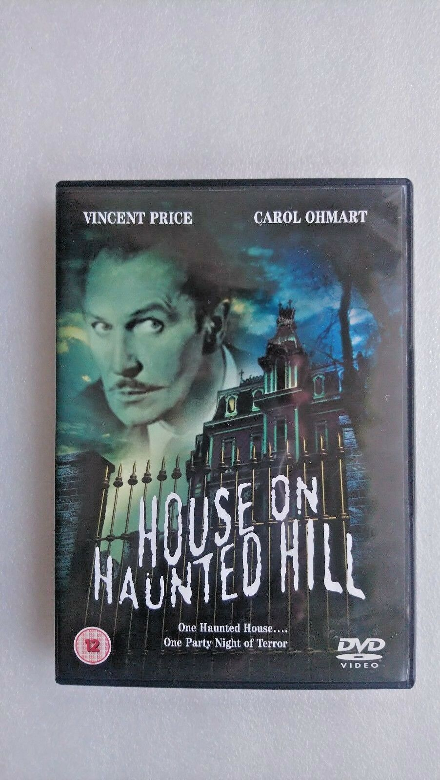 House On Haunted Hill (DVD, 2003)