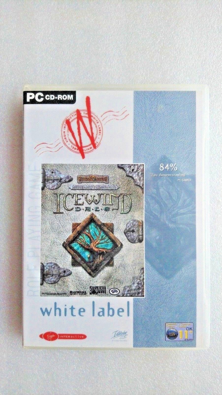 Icewind Dale (PC: Windows 2000)