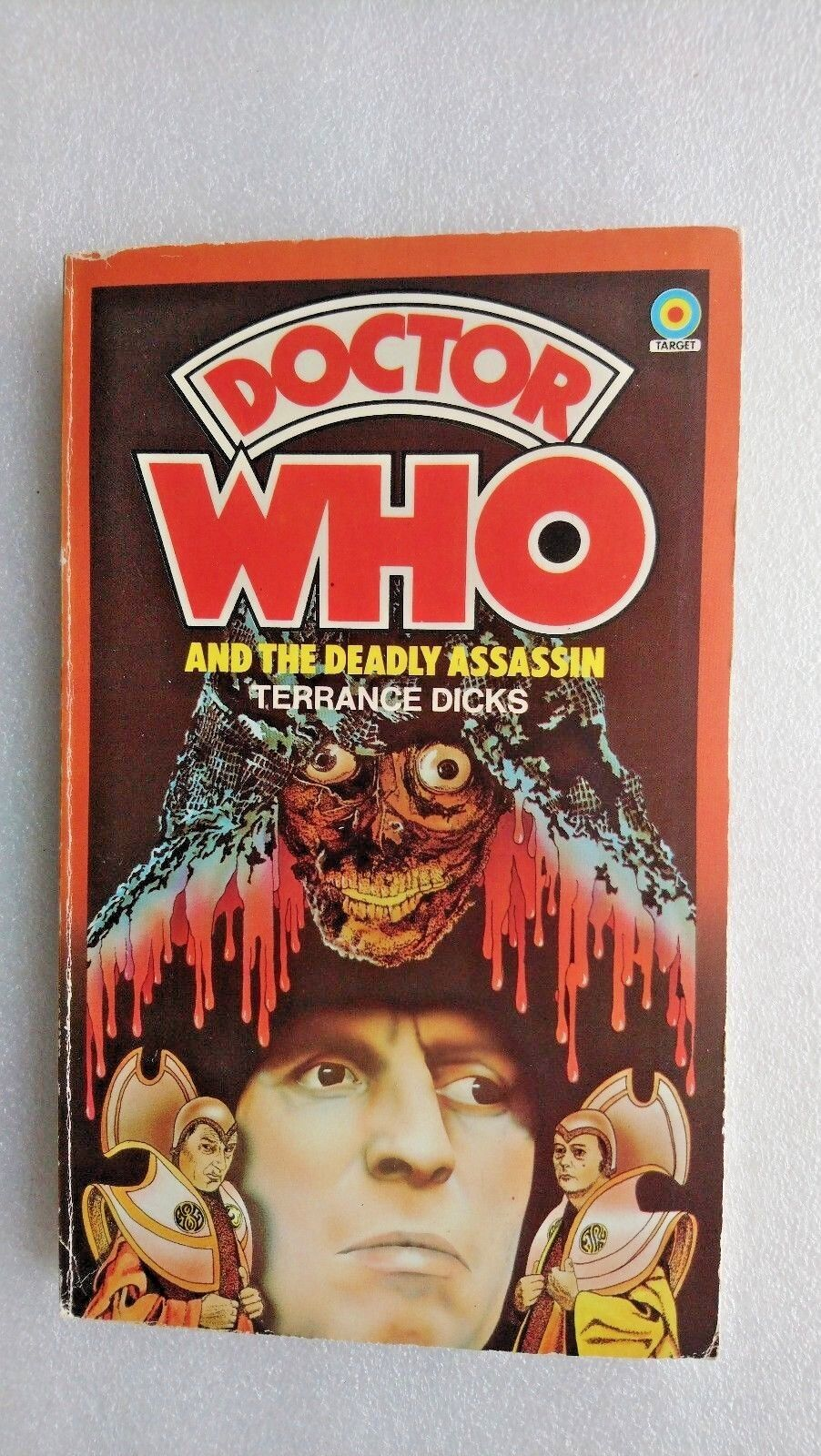 Doctor Who and the Deadly Assassin by Terrance Dicks (Paperback, 1977)