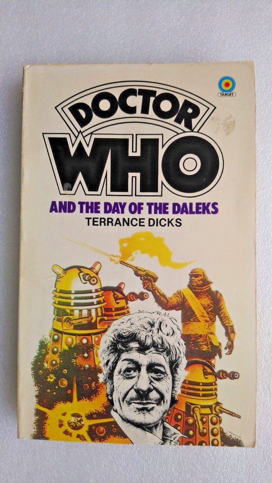 Doctor Who and the Day of the Daleks by Terrance Dicks (Paperback, 1980)