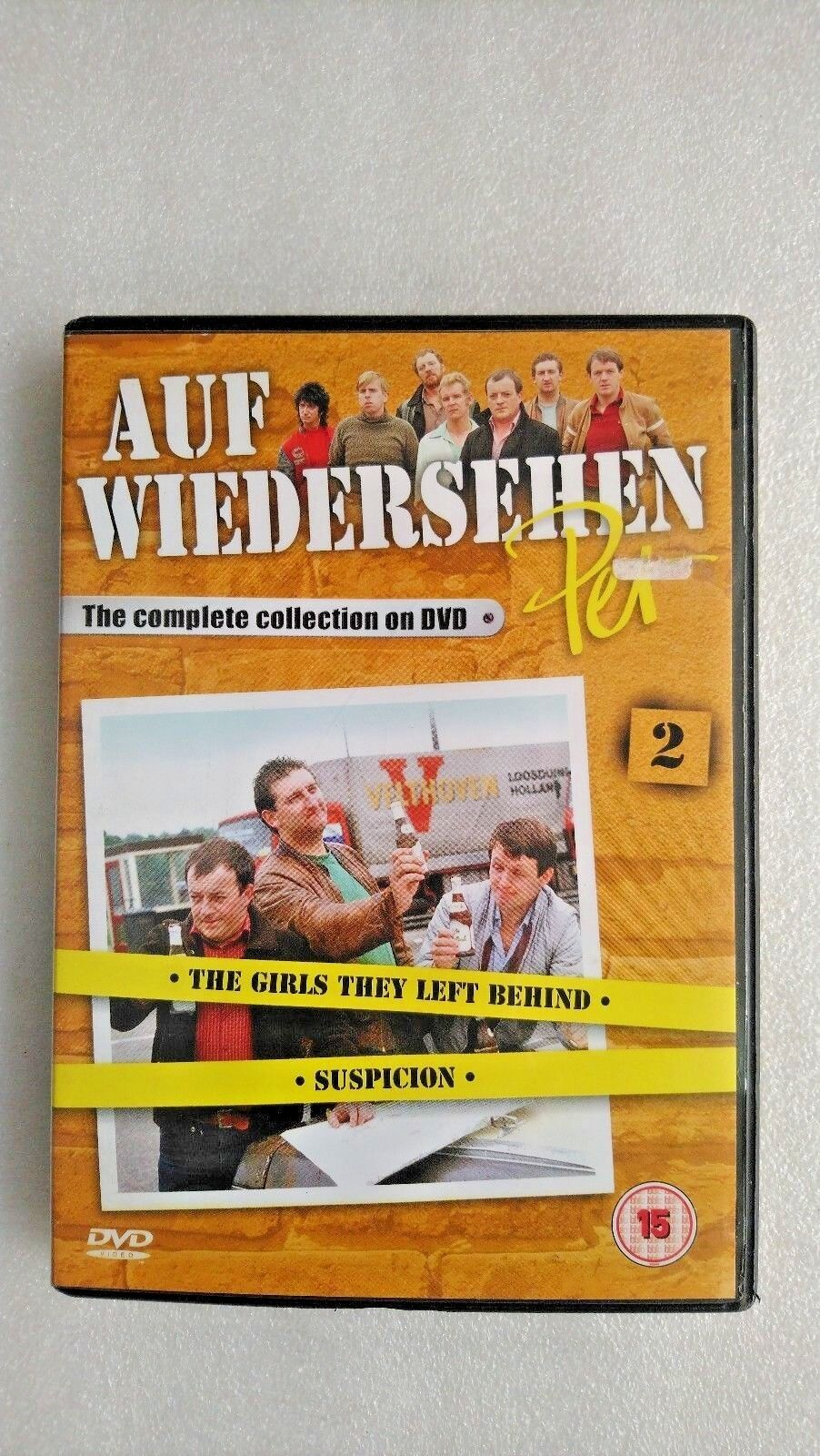 Auf Wiedersehen Pet  DVD Collection Volume 2
