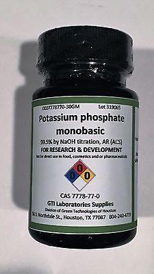 Potassium Phosphate Monobasic 99.5 By Naoh Titration Ar Acs 30g